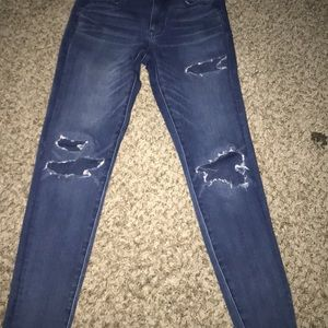 AmericanEagleOutfitter super Stretch Skinnie Jeans